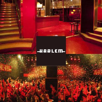 【渋谷クラブ】HARLEMは渋谷の人気クラブ。所謂HIPHOP箱、1997年にオープンしたヒップホップクラブ。国内外からDJやアーティストを招いて定期的にイベントを行っている。3フロアの広い空間