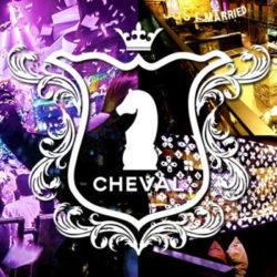 大阪の人気クラブのシュバル大阪 - CHEVAL