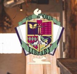 The Hookah Library(ザフーカライブラリー)